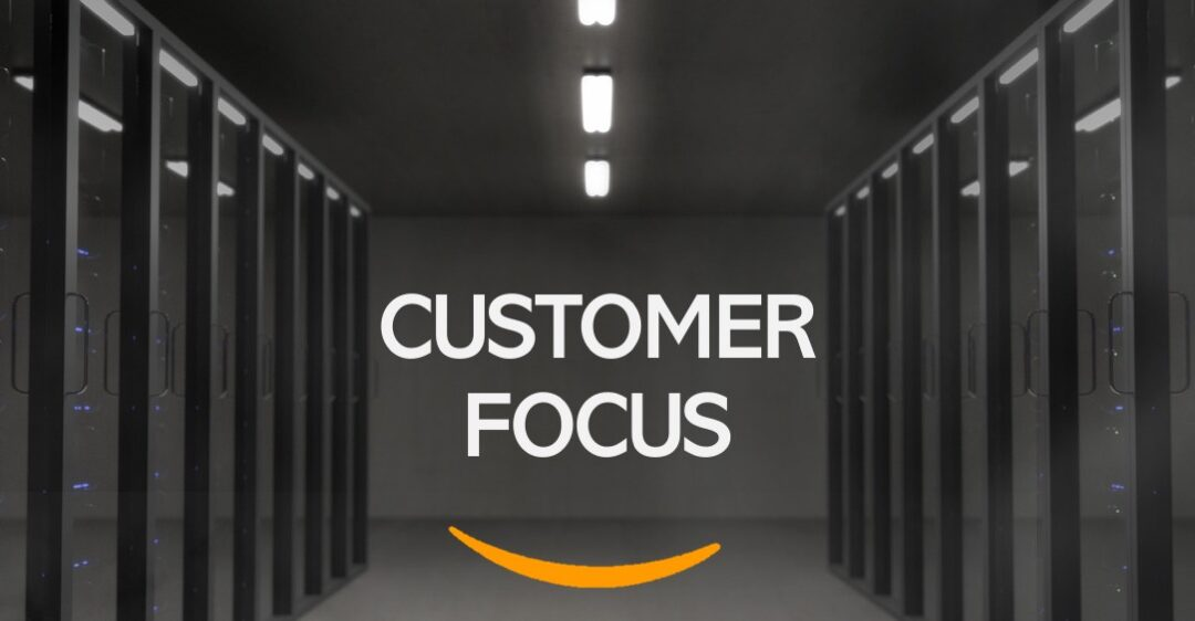 Lessons for the finance sector from Amazon's unrelenting tech-driven customer focus