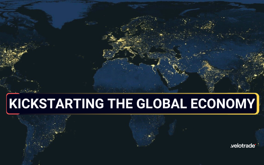 Kickstarting the global economy requires efforts from the governments