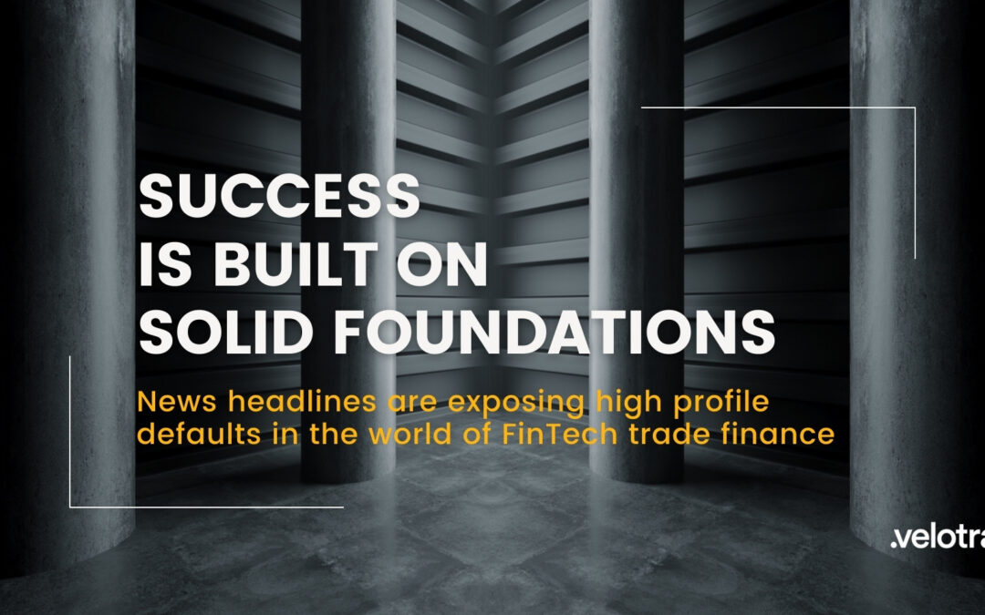High profile defaults in the world of Trade Finance