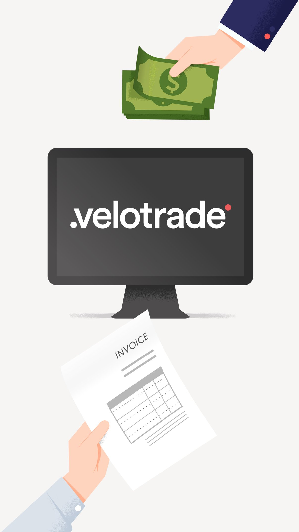 Invoice Financing Factoring Discounting Hong Kong VELOTRADE - Sell your invoices